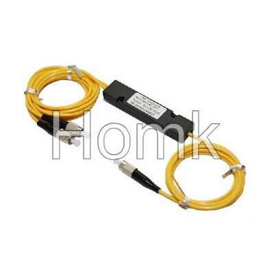 1*2 FC fiber splitter