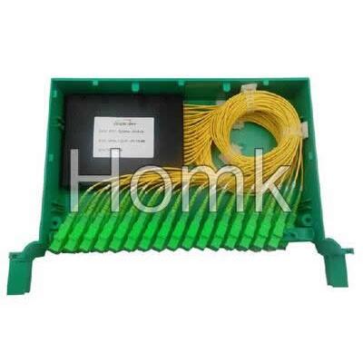 1*32 fiber splitter SC/APC