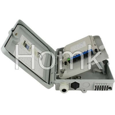 1*8 core Fiber Optic Distribution Box