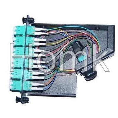 12 Core LC to MPO Optical Fiber Terminal Box