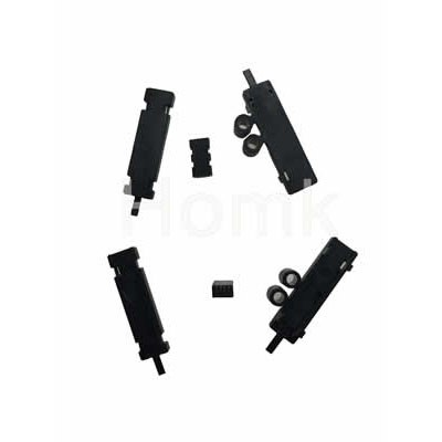 12 core Fiber Optic Fan-out Kit for ribbon 0.9mm fiber