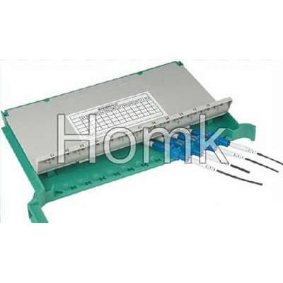12 ports fiber optic splice tray