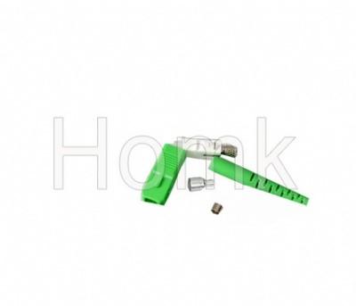 2.0mm SC APC SM SX Fiber Optic Connector