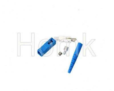 2.0mm SC UPC SM SX Fiber Optic Connector