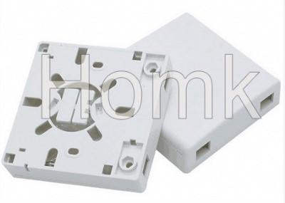 2 cores SC Fiber optic Faceplate FTTH box mini ODF…