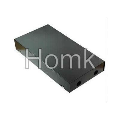 2 port Outdoor fiber optic terminal box