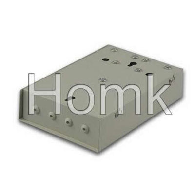 4 port fiber optic terminal box