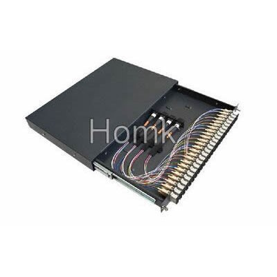 48 core LC to MPO sliding terminal box