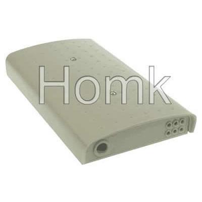 6 Core Plastic Terminal Box White
