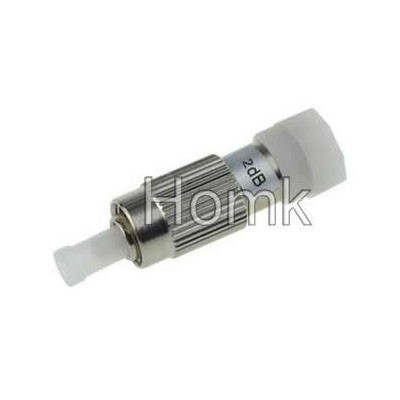 FC 2dB Male to Female fiber attenuator