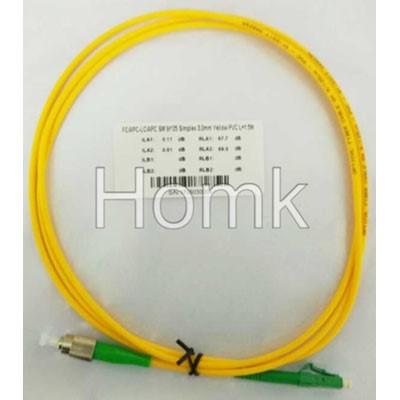 FC/APC-LC/APC SX SM Standard Patch Cord