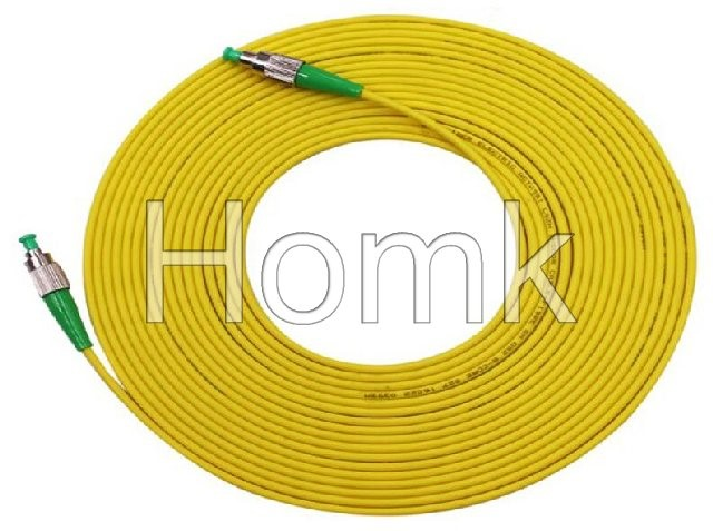 FCAPC-FCAPC 3m Fiber Optic Patch Cord