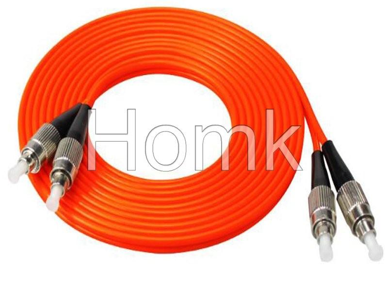 FCPC-FCPC MM DX 3m Fiber Patch Cord