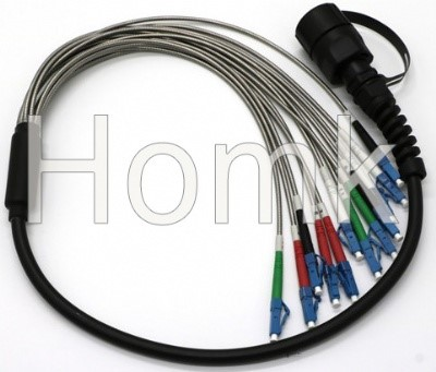 FTTA FTTH waterproof Armoured ODLC,PDLC, Fiber Patch Cord, Fiber Cable