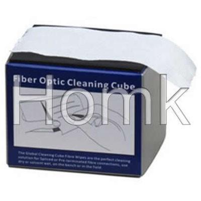 Fiber Optic Cleaning Cube