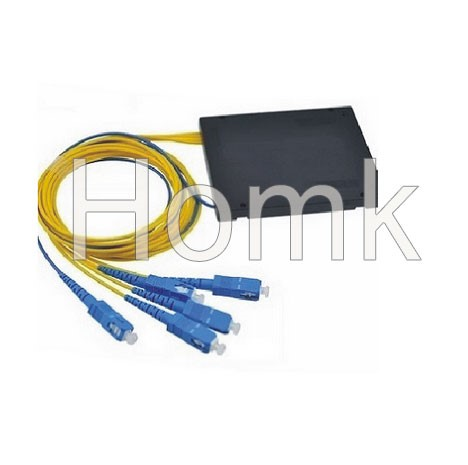 Fiber Optic Splitter 1*4 SCPC