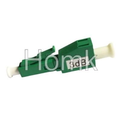 LC/APC 3dB Fiber Optic Attenuator male to female