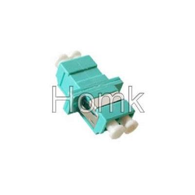LC OM3 DX fiber adapter