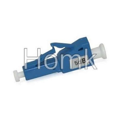 LC/PC 5dB Male to Female fiber attenuator