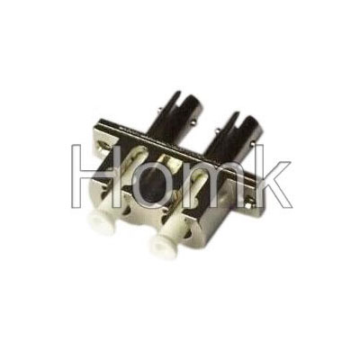 LC-ST Fiber Adapter