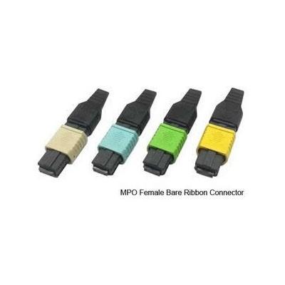 MPO Ferrule Bare Ribbon Connector