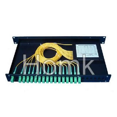 SC APC 1*16 fiber optic splitter