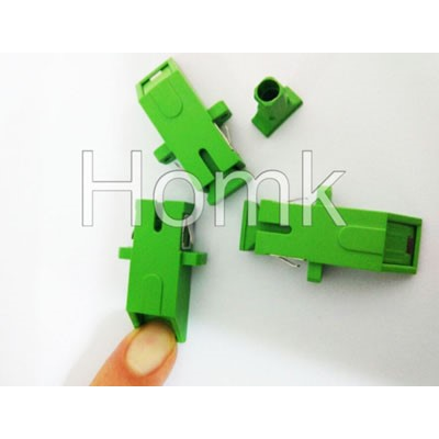 SC/APC 45 degree Fiber Optic Adapter