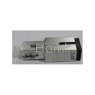 SC/PC 5dB Male to Female fiber attenuator