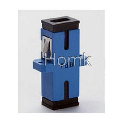 SC/PC 7dB fiber attenuator
