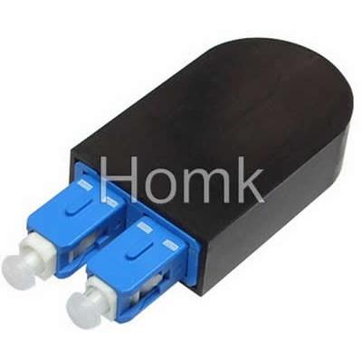 SCPC Fiber Optic Loopback