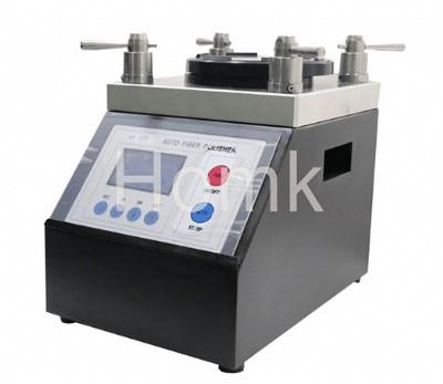 Touch Screen Automatic & Speed Adjustable Fiber Polishing Machine HK-20V