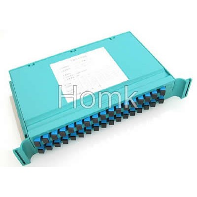 Tray type PLC Splitter with SC adapter
