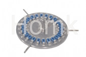 100% Original Swiss S316 Material LCUPC-24 APC8000 Fiber Polishing Fixture…