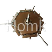 100% Original Swiss S316 Material MPO APC8000 Fiber Polishing Fixture…