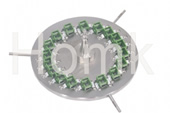 100% Original Swiss S316 Material SC/APC-18 APC8000 Fiber Polishing Fixture…