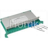 12 ports fiber optic splice tray