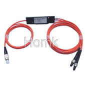 1x2 multimode plc splitter fc-sma/pc