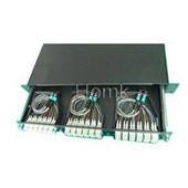36 core MPO to LC Fiber Optic Terminal Box