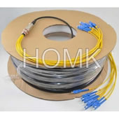 8 core SC-SC water-proof patch cord