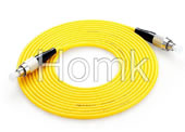 FCPC to FCPC 3m Simplex Patch Cord