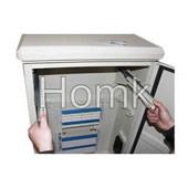 Fiber distribution cabinet