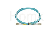 LC-LC OM3 10Meters DX Fiber Patch Cord