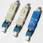 LC-SC fiber optic adapter