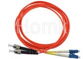 LCPC-STPC MMDX Fiber Patch Cord