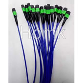 MPO Blue Fiber Patch Cord