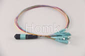 MTP-LC OM3 1*12 Fiber Patch Cord