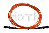 MTRJ-MTRJ Multimode Fiber Patch Cord