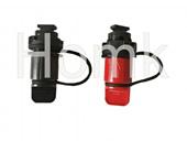 Mini-SC Waterproof Fiber Optic Adapter