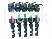 ODVA-LC Fiber Waterproof Patch Cord Connector