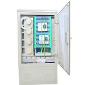 Outdoor wall mount network cabinet fiber equipment cabinet